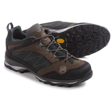 Hanwag Belorado Low Hiking Shoes - Nubuck (For Men) in Light Brown