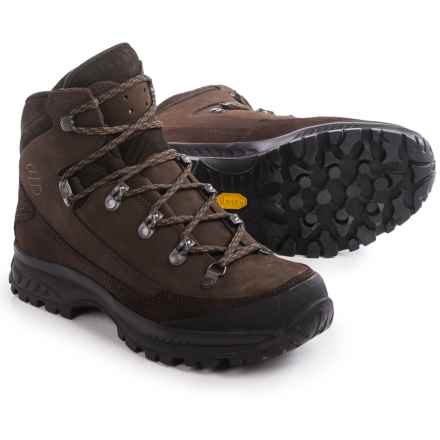 Hanwag Canyon Futura Hiking Boots - Leather (For Women) in Brown - Closeouts