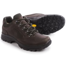 Hanwag Chamdo Hiking Shoes - Yak Leather (For Men) in Chestnut/Marone - Closeouts