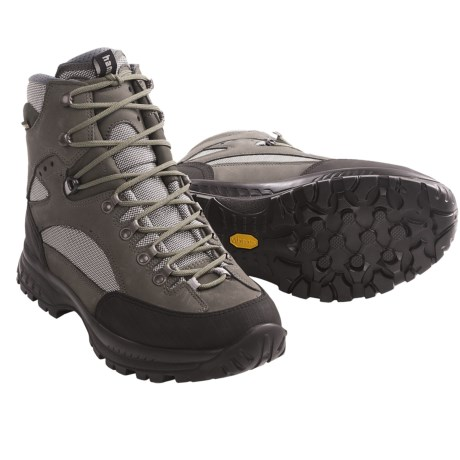Hanwag Dakota Gore-Tex® Hiking Boots - Waterproof (For Men) in Grey/Polvere