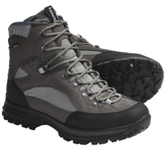 Hanwag Dakota Gore-Tex® Hiking Boots - Waterproof (For Men) in Grey