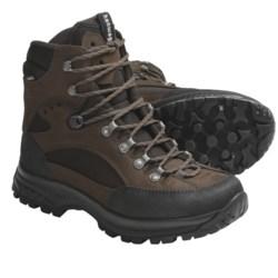 Hanwag Dakota Gore-Tex® Hiking Boots - Waterproof, Leather (For Women) in Grey