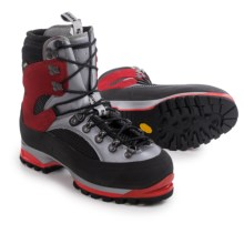 Hanwag Eclipse Gore-Tex® Mountaineering Boots - Waterproof, Insulated (For Men) in Bright Red/Rubin - Closeouts