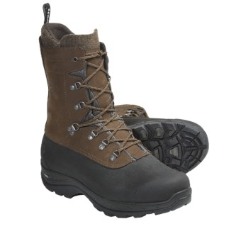 Hanwag Fjall Expedition Winter Boots - Waterproof, Leather (For Men) in Chestnut