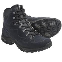 Hanwag High-Performance Mid Gore-Tex® Boots - Waterproof (For Men) in Black