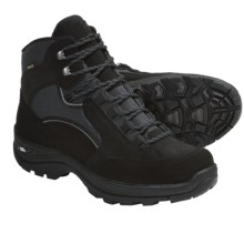 Hanwag Ivalo Gore-Tex® Hiking Boots - Waterproof (For Men) in Black - Closeouts