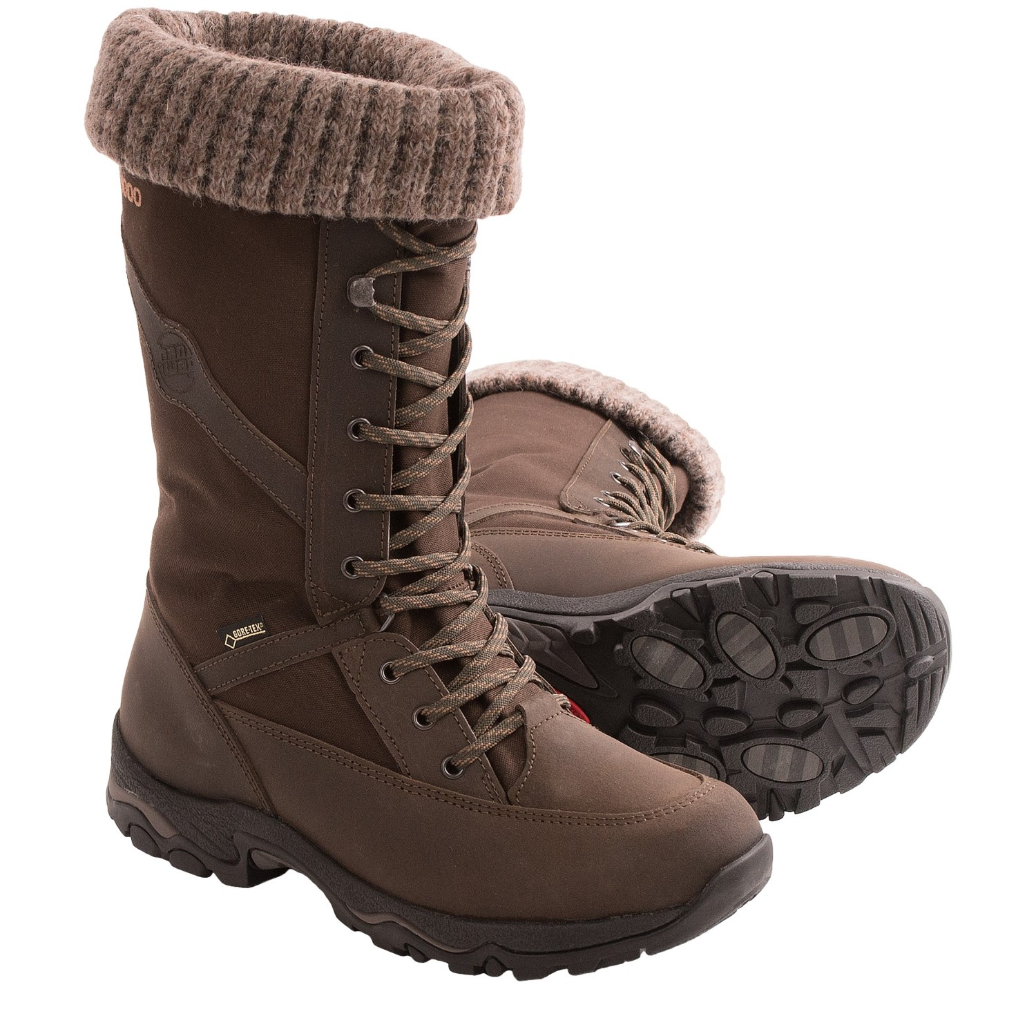 Original Lowa Brenta GoreTex Winter Boots  Waterproof Insulated For Women