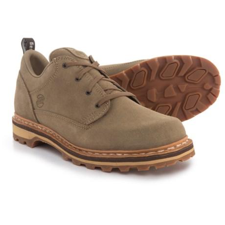 Hanwag Made in Germany Kofel Low Shoes - Suede (For Men) in Gemse/Tan
