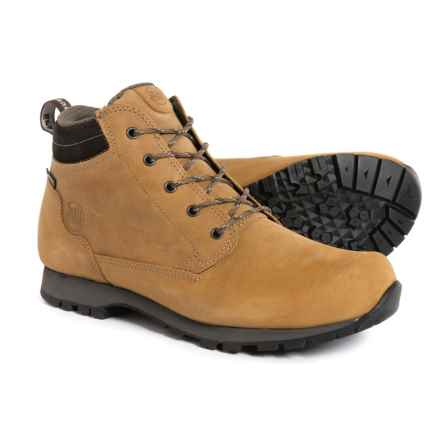 Hanwag Patoja Mid Gore-Tex® Hiking Boots - Waterproof, Nubuck (For Men) in Nuss/Hazelnut - Closeouts