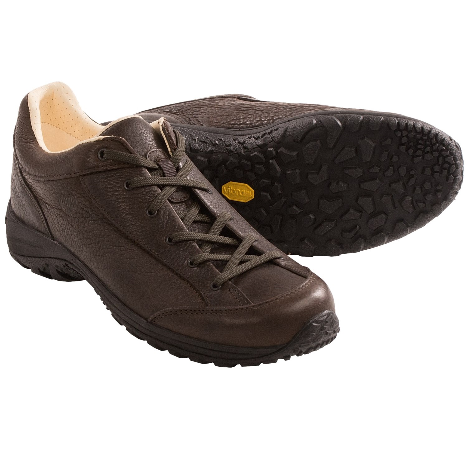 Hanwag Rombuk Trail Shoes (For Women) in Chestnut/Marone