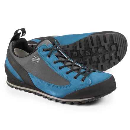 Hanwag Salt Rock Hiking Shoes (For Men) in Un Blue - Closeouts