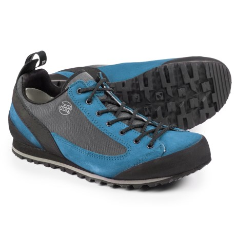 Hanwag Salt Rock Hiking Shoes (For Men) in Un Blue