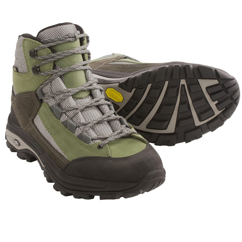 Gore-Tex^ Hiking Boots - Waterproof, Cordura^ (For Women) in Verde