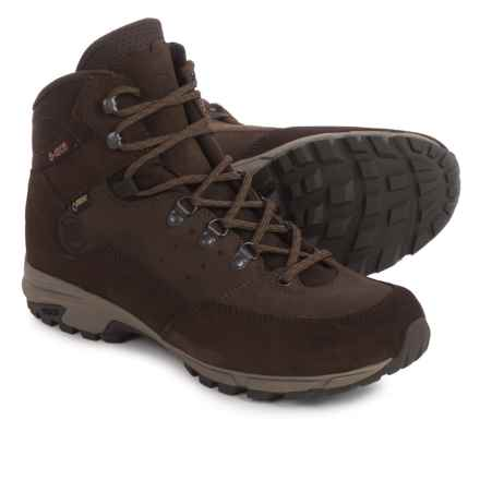Hanwag Tudela Light Gore-Tex® Hiking Boots - Waterproof (For Men) in Erde Brown - Closeouts