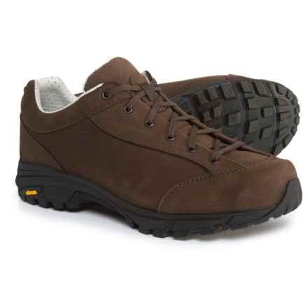 Hanwag Valungo Bunion Hiking Shoes - Nubuck (For Men) in Erde/Brown - Closeouts