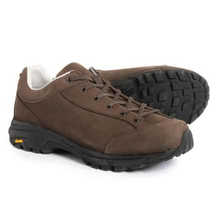 Hanwag Valungo Bunion Hiking Shoes - Nubuck (For Women) in Erde/Brown - Closeouts