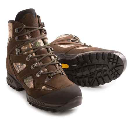 Hanwag Yellowstone II Gore-Tex® Hunting Boots - Waterproof (For Women) in Real Tree - Closeouts