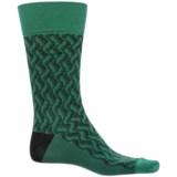 Happy Socks Mercerized Cotton Socks - Crew (For Men)