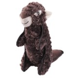Happy Tails Beaver Dog Toy - Squeaker