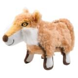 Happy Tails Ruffs Fox Dog Toy - Squeaker