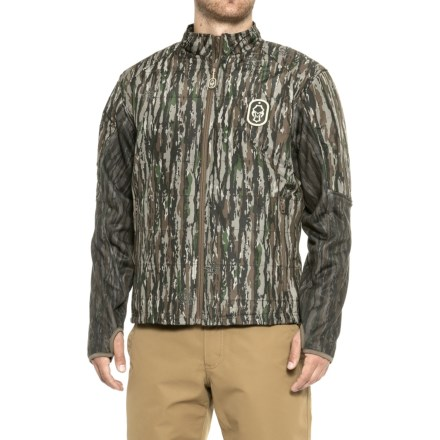 3db37a11 Hardcore Finisher Hybrid Puff Jacket (For Men) in Realtree Original -  Closeouts