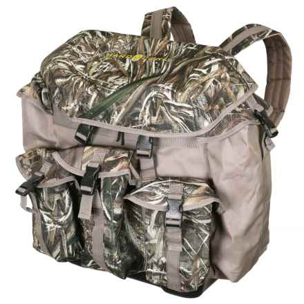Hardcore Waterfowl Ruck-Sack Blind Bag in See Photo - Closeouts