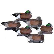 Hardcore Wigeon Decoys - 6-Pack in See Photo - Closeouts