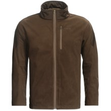 Hardy Adderstone Soft Shell Jacket (For Men) in Brown - Closeouts