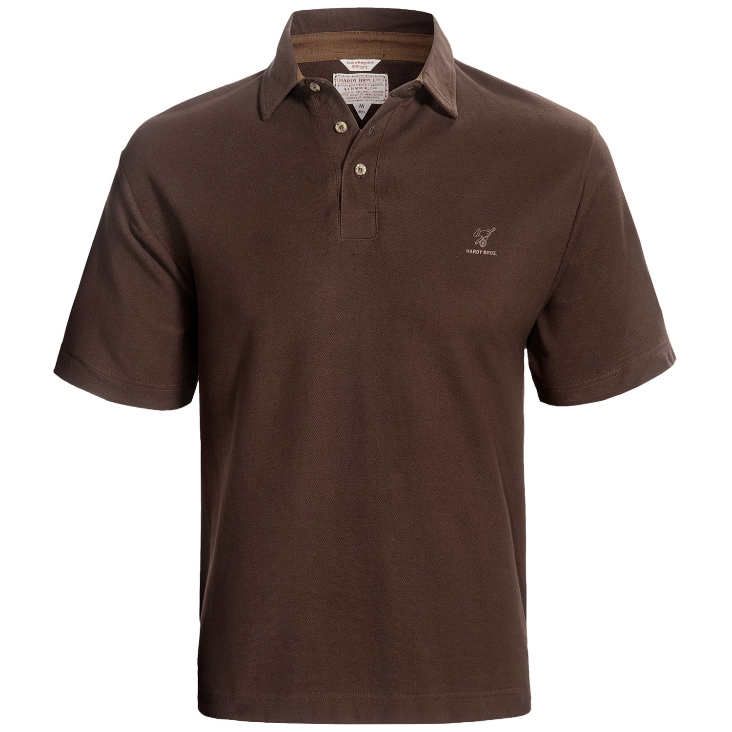 Brown polo shirts for men male models picture Man in polo shirt