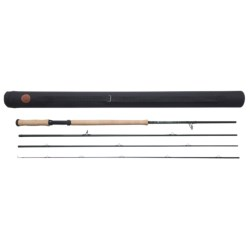 Hardy Uniqua Double-Hand Fly Fishing Rod - 4-Piece, 14' 9wt in See Photo