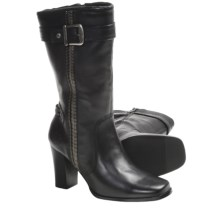 "Harley-Davidson Danica 12"" Boots - Leather (For Women) in Black - Closeouts"