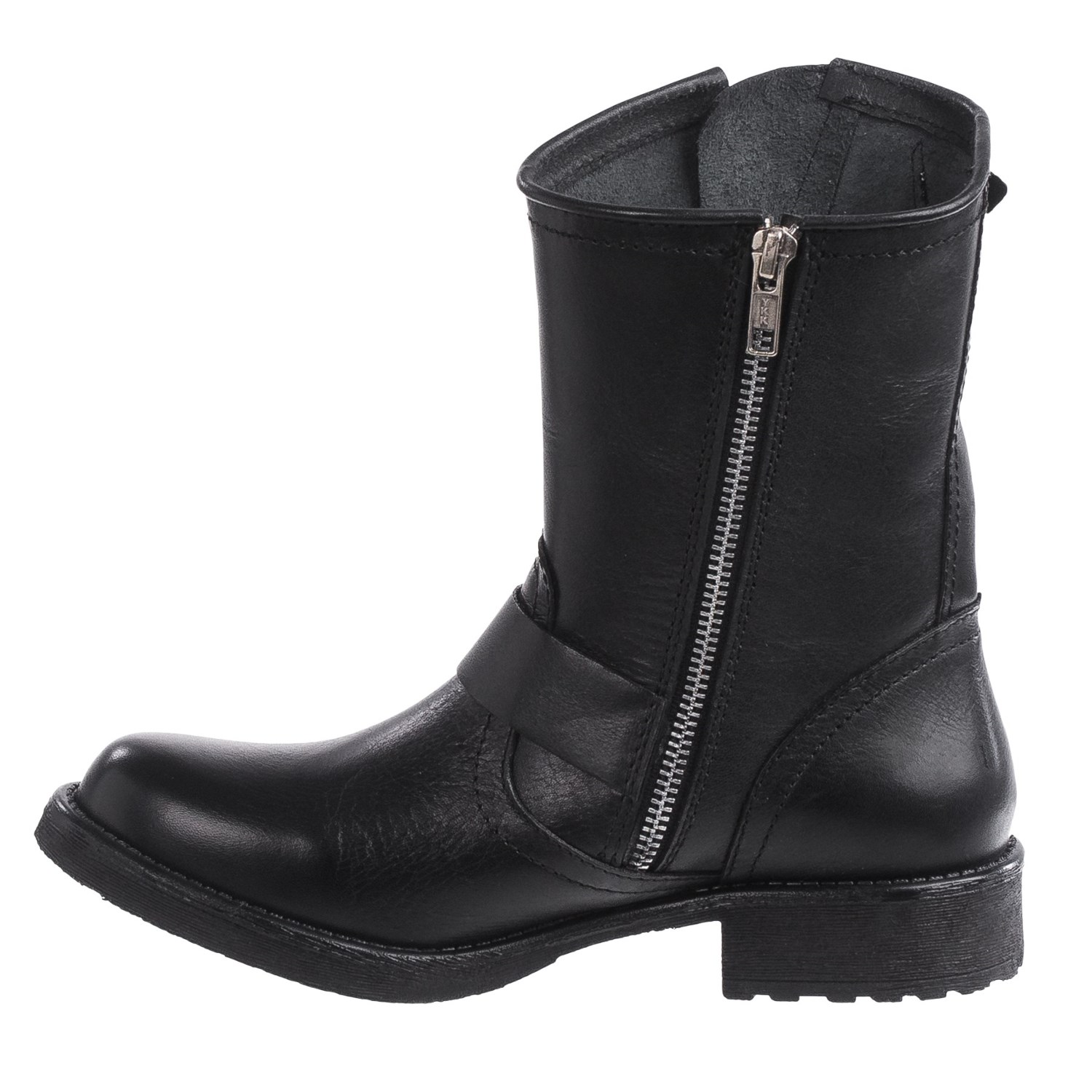 Model HarleyDavidson Women39s Ludwell 55In Black Fashion Boots 4In
