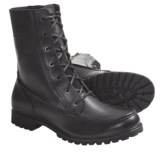 "Harley-Davidson Overland 9"" Boots- Full-Grain Leather, Side Zip (For Men)"