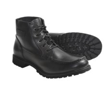 Harley-Davidson Paladin Boots - Leather, Moc Toe (For Men) in Black - Closeouts