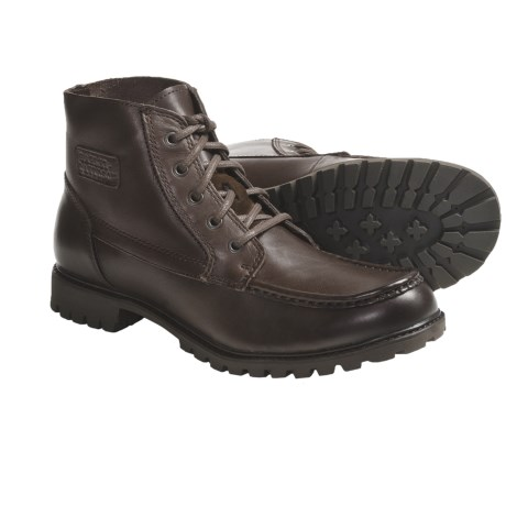 Harley-Davidson Paladin Boots - Leather, Moc Toe (For Men) in Brown