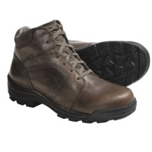 Harley-Davidson Prescott Boots - Full-Grain Leather (For Men) in Grey - Closeouts