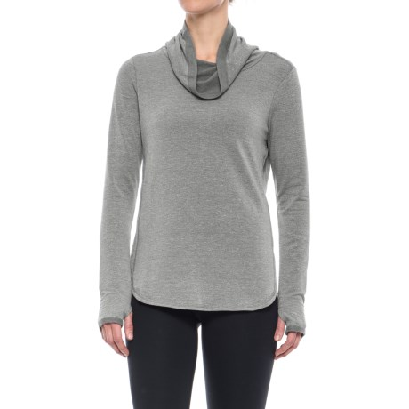 Harmony and Balance Missy Shirt - Long Sleeve (For Women)