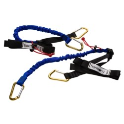 Harmony Shock Tie-Down Straps - Pair in See Photo