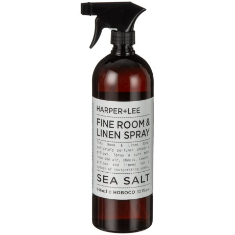 Harper + Lee Sea Salt Linen Spray - 32 oz. in Sea Salt