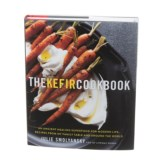 """Harper Collins """"The Kefir Cookbook"""" - Hardcover"""