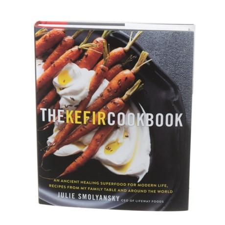 "Harper Collins ""The Kefir Cookbook"" - Hardcover in See Photo"