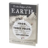 Harper Collins To the Edges of the Earth, Hardcover Book