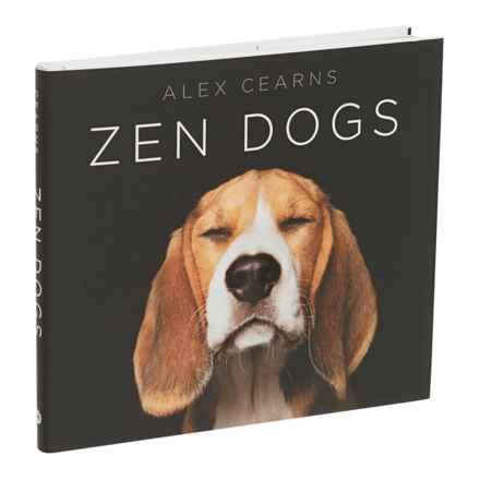 Harper Collins Zen Dogs Coffee Table Book in Multi - Closeouts