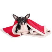 Harry Barker Carriage Dog Blanket in Red - Closeouts