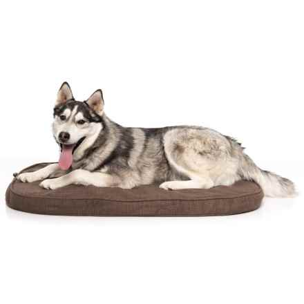 "Harry Barker Harry's Favorite Futon Dog Bed - 35x26"" in Dark Brown - Closeouts"