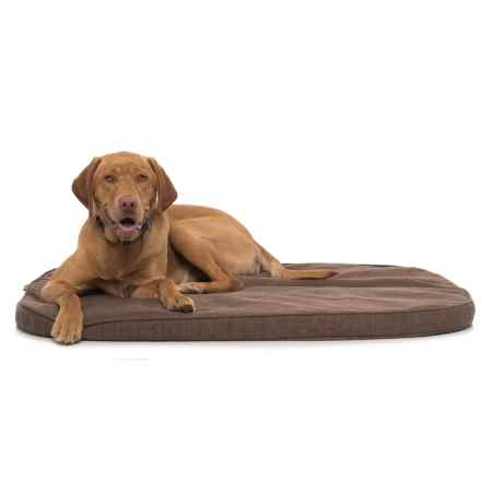 Harry Barker S Favorite Futon Dog Bed 45x35 In Dark Brown Closeouts