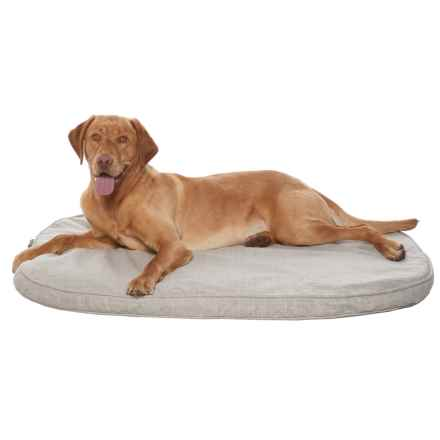 "Harry Barker Harry's Favorite Futon Dog Bed - 45x35"" in Light Grey - Closeouts"