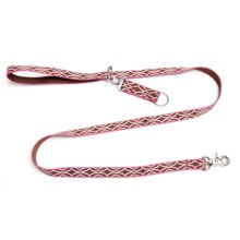 Harry Barker Quick-Dry Leash - Lightweight in Agra Brown - Closeouts