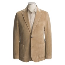 Hart, Schaffner & Marx Brushed Cotton Sport Coat (For Men) in Sand - Closeouts