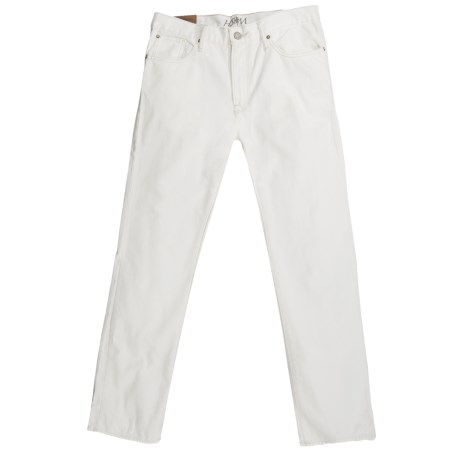Hart Schaffner Marx American Classic Jeans - Straight Fit (For Men) in White